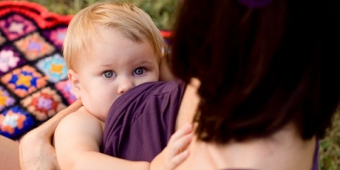 3 raisons pour lesquelles je Allaiter d'amour de mon bébé