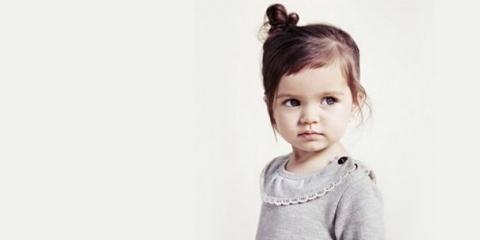 4 Coiffures simple pour les enfants avec des cheveux courts