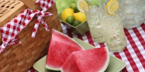 6 poinçons alimentaires incroyable de l'été