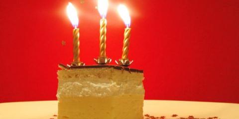 Joyeux anniversaire à moi!!!