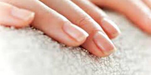 Accueil recours pour des crêtes dans les ongles