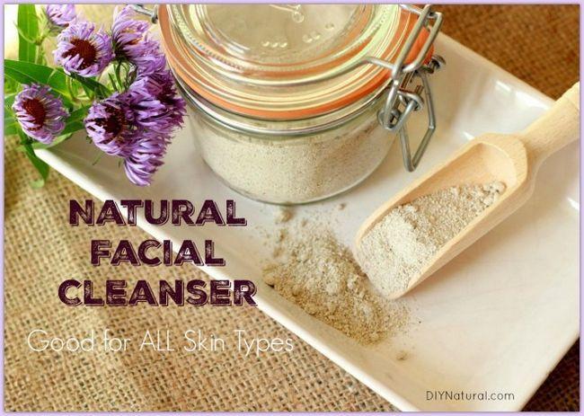 nettoyant visage naturel maison