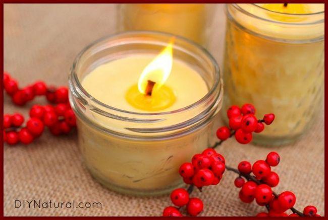 comment faire des bougies bougies en cire d 39 abeille naturelles. Black Bedroom Furniture Sets. Home Design Ideas