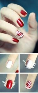 Top 12 facile de beaux dessins de nail art