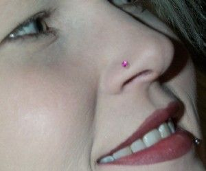 Top 6 types de piercings nez différents