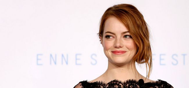 10 Photos: Emma Stone sans maquillage