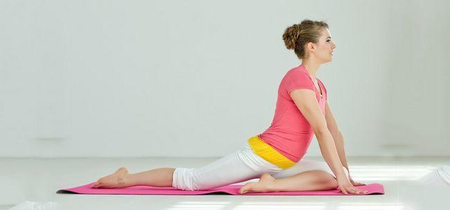 posture yoga flexibilite