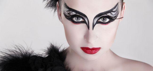 3 astuces pour créer Black Swan Maquillage