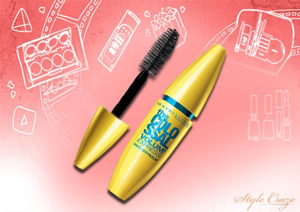 Maybelline mascara Volum colossale express