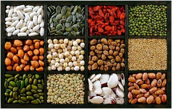 Superaliments : 5 recettes de lgumineuses, noix et graines