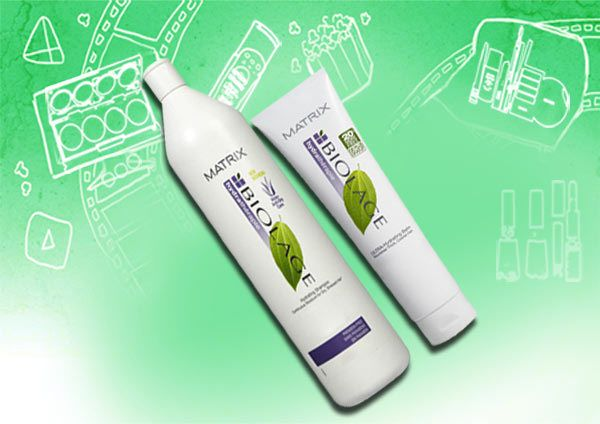 matrice Biolage ultra hydratant shampooing