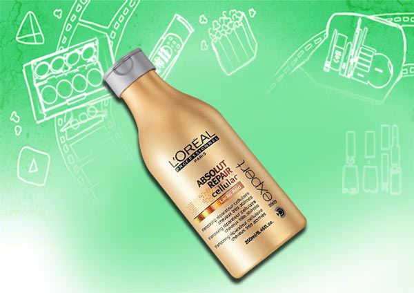 loreal Absolut Repair shampooing