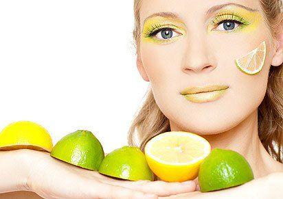 masque visage maison citron