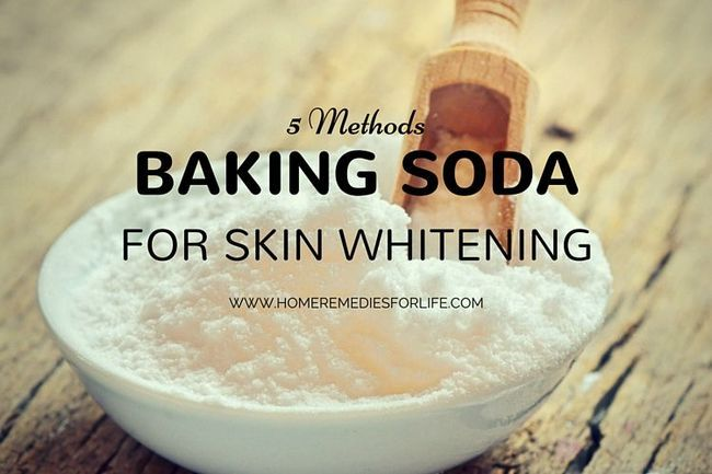Comment utiliser bicarbonate de soude pour blanchiment de peau 5 m thodes - Utilisation bicarbonate de soude ...