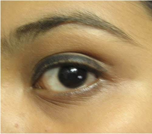 oeil rose maquillage tutoriel