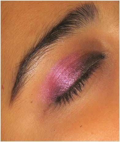 Smokey oeil rose maquillage tutoriel
