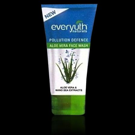 Everyuth pollution Défense Aloe Vera Face Wash