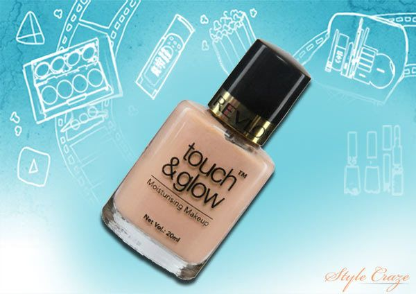 Revlon tactile Glow Hydratant Maquillage