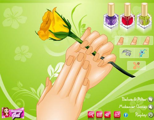 parfaite relooking ongles