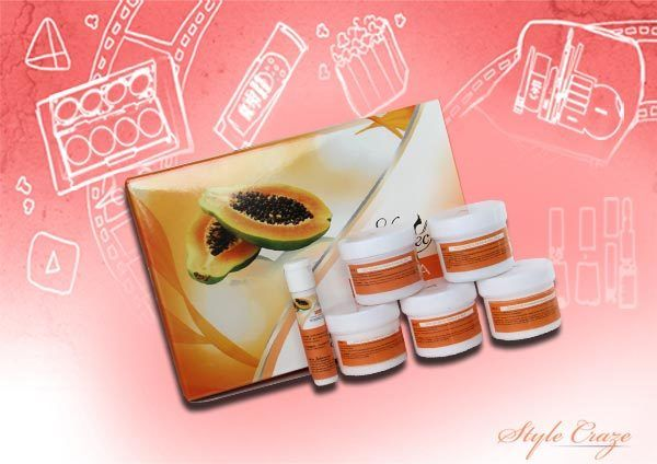 Skin Secrets Papaya Facial Kit